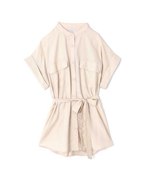 ROSE BUD / ローズ バッド シャツ・ブラウス | ウエストリボンシャツ | 詳細2