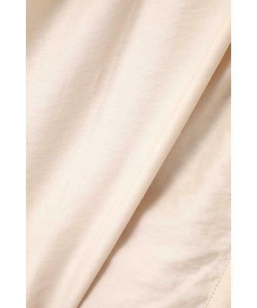 ROSE BUD / ローズ バッド シャツ・ブラウス | ウエストリボンシャツ | 詳細3