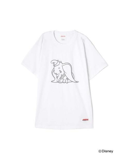 ROSE BUD / ローズ バッド カットソー | JERZEES ディズニーキャラクターTシャツ | 詳細8