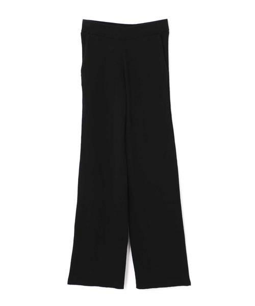 ROSE BUD / ローズ バッド パンツ | リブニットパンツ | 詳細2