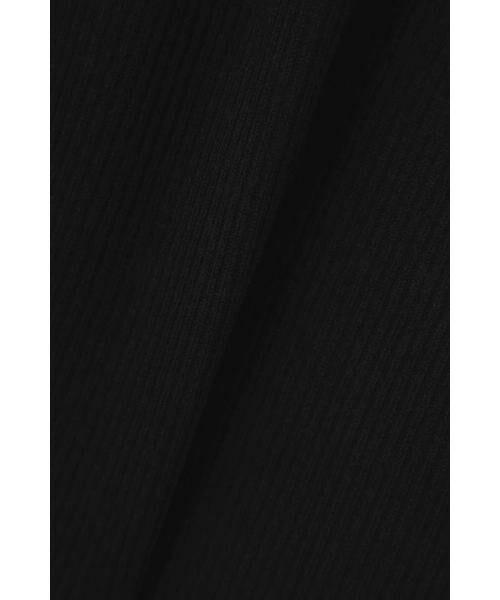 ROSE BUD / ローズ バッド パンツ | リブニットパンツ | 詳細3