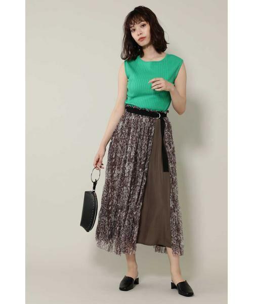 ROSE BUD / ローズ バッド スカート | チュールスカート | 詳細1