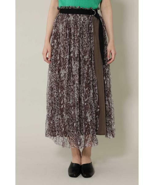 ROSE BUD / ローズ バッド スカート | チュールスカート | 詳細2