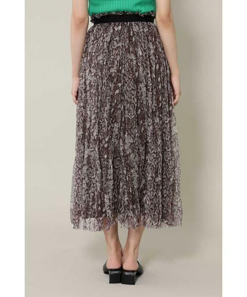ROSE BUD / ローズ バッド スカート | チュールスカート | 詳細4