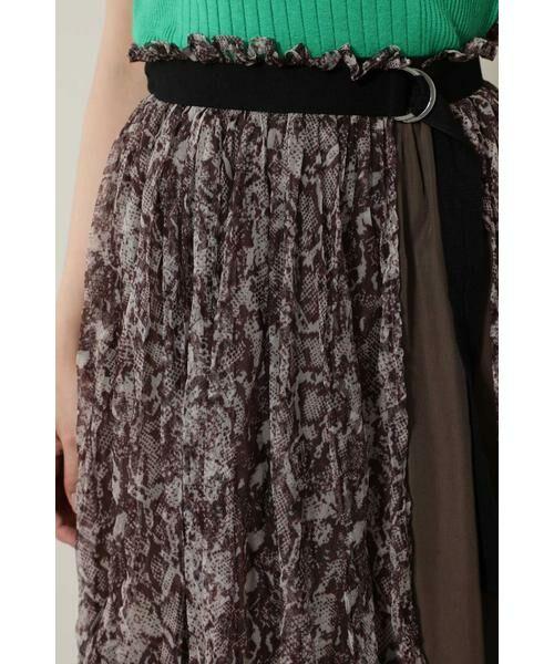 ROSE BUD / ローズ バッド スカート | チュールスカート | 詳細5