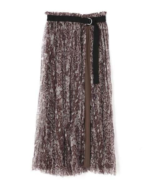 ROSE BUD / ローズ バッド スカート | チュールスカート | 詳細7