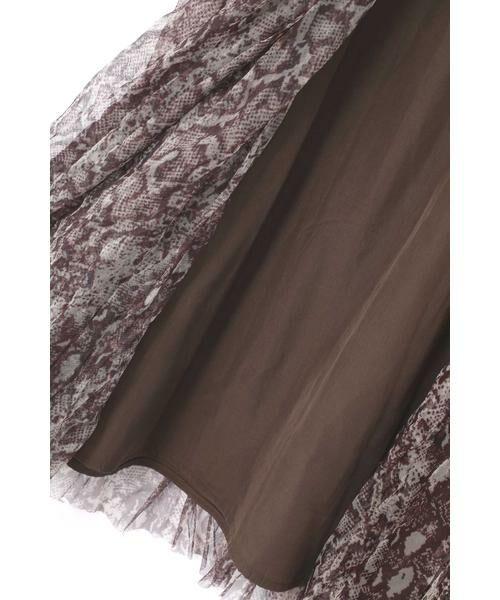 ROSE BUD / ローズ バッド スカート | チュールスカート | 詳細8