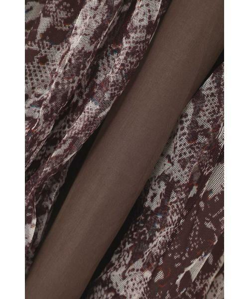 ROSE BUD / ローズ バッド スカート | チュールスカート | 詳細9