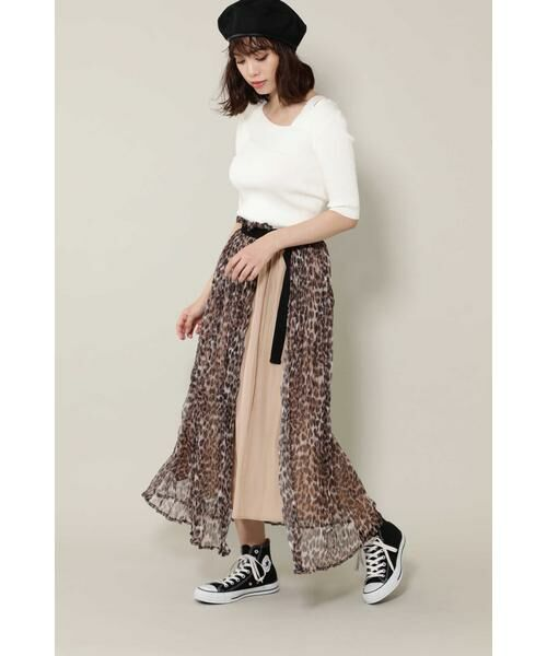 ROSE BUD / ローズ バッド スカート | チュールスカート | 詳細11