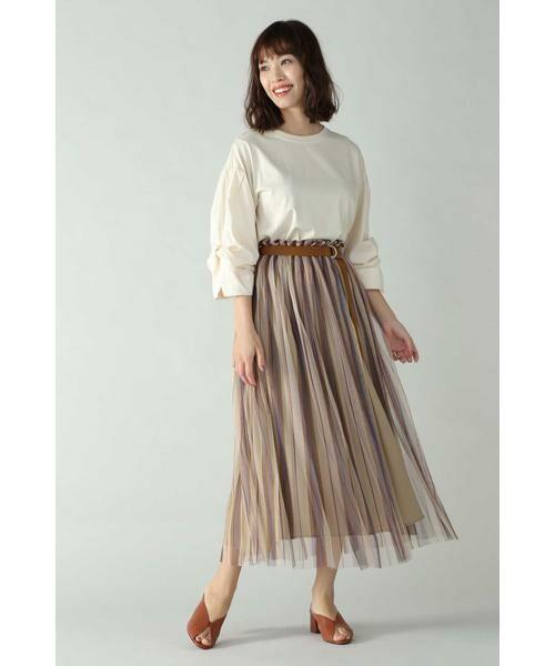 ROSE BUD / ローズ バッド スカート | チュールスカート | 詳細17