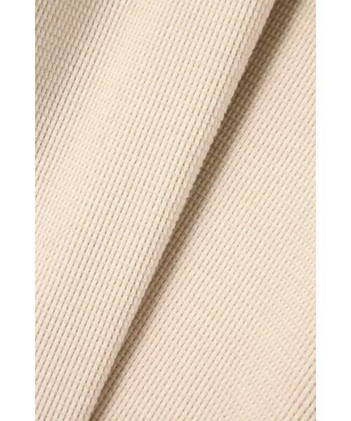 ROSE BUD / ローズ バッド スカート | ワッフルナロースカート | 詳細3