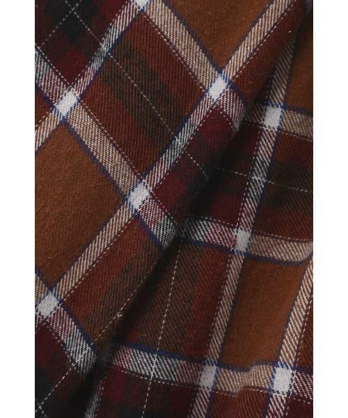ROSE BUD / ローズ バッド シャツ・ブラウス | バックボタンビッグシャツ | 詳細14