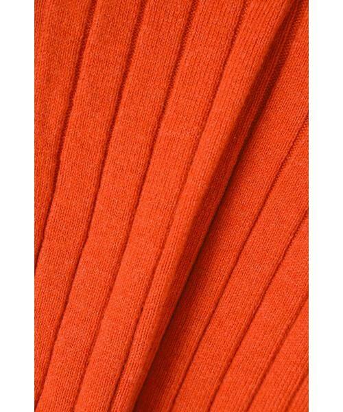 ROSE BUD / ローズ バッド ニット・セーター | リブニットカーディガン | 詳細9