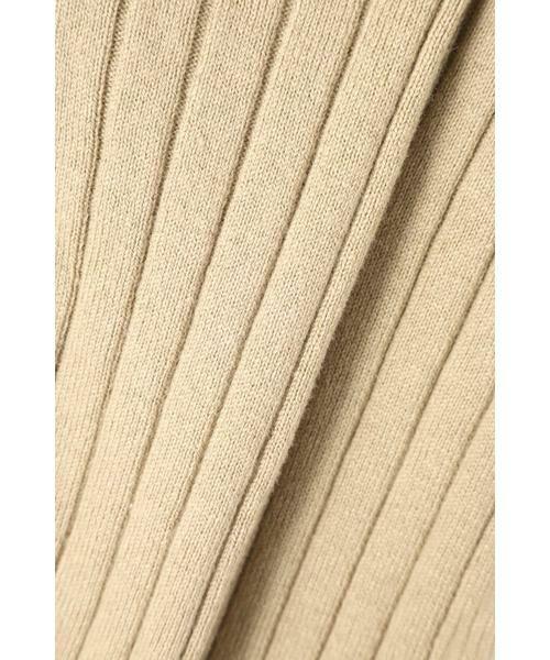 ROSE BUD / ローズ バッド ニット・セーター | リブニットカーディガン | 詳細13