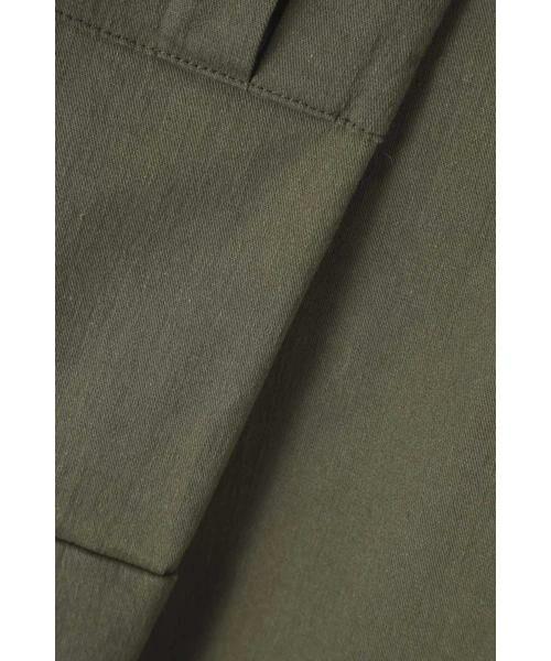 ROSE BUD / ローズ バッド アウター | ベルト付きジャケットブルゾン | 詳細2