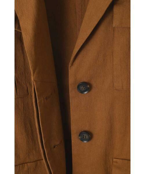 ROSE BUD / ローズ バッド アウター | ベルト付きジャケットブルゾン | 詳細12