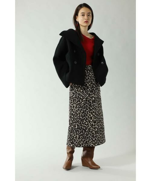 ROSE BUD / ローズ バッド スカート | ナローシルエットスカート | 詳細12