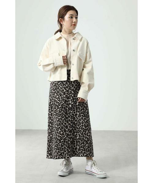 ROSE BUD / ローズ バッド スカート | ナローシルエットスカート | 詳細13