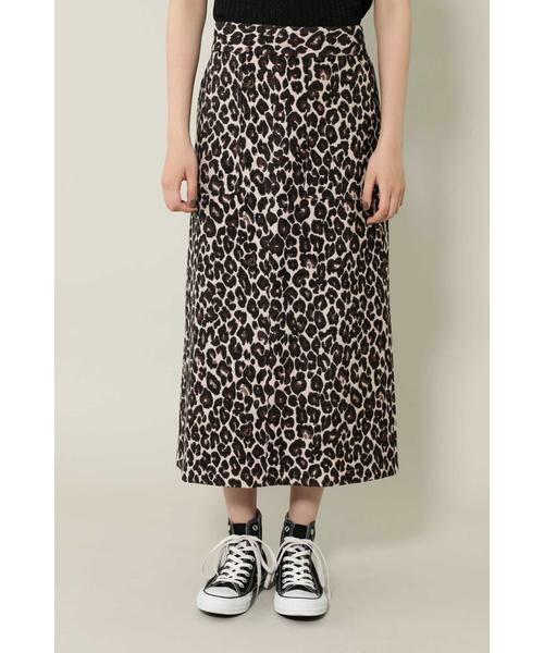 ROSE BUD / ローズ バッド スカート | ナローシルエットスカート | 詳細3