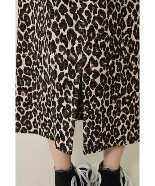 ROSE BUD / ローズ バッド スカート | ナローシルエットスカート | 詳細9