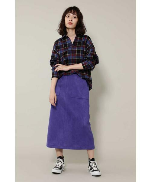ROSE BUD / ローズ バッド スカート | ナローシルエットスカート | 詳細15