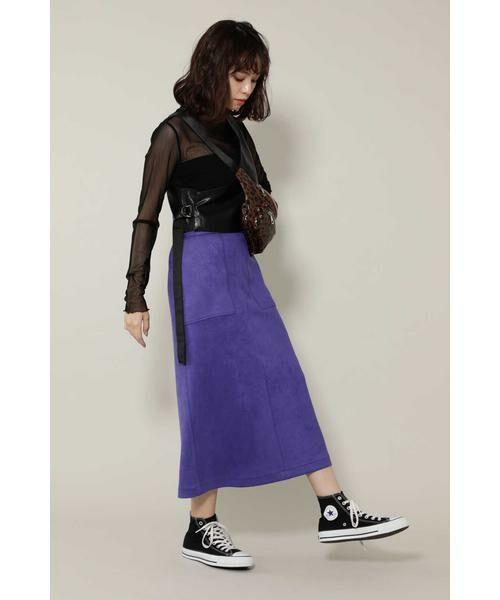 ROSE BUD / ローズ バッド スカート | ナローシルエットスカート | 詳細16