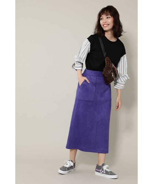ROSE BUD / ローズ バッド スカート | ナローシルエットスカート | 詳細17