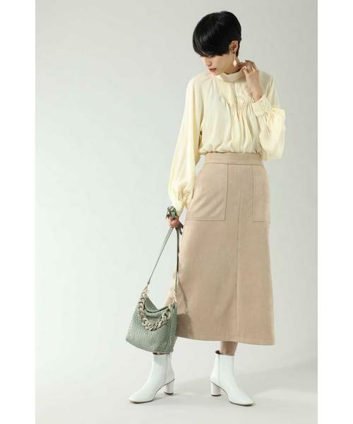 ROSE BUD / ローズ バッド スカート | ナローシルエットスカート | 詳細20
