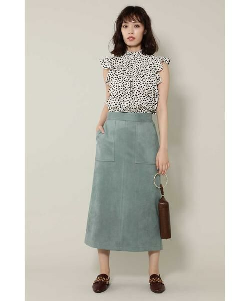 ROSE BUD / ローズ バッド スカート | ナローシルエットスカート | 詳細23