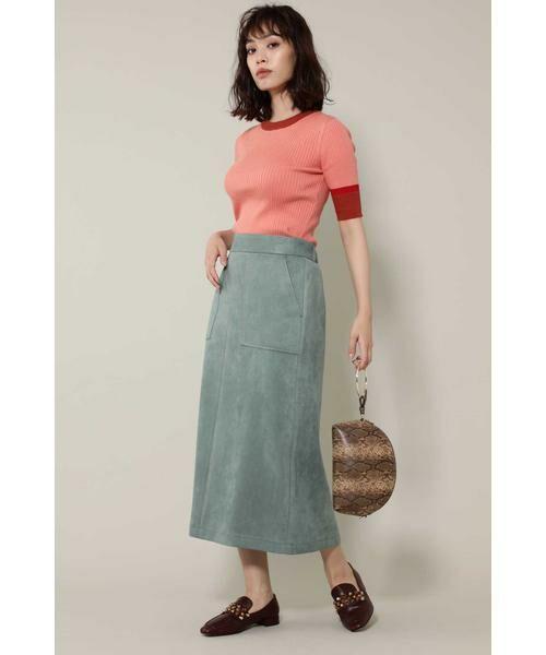 ROSE BUD / ローズ バッド スカート | ナローシルエットスカート | 詳細24
