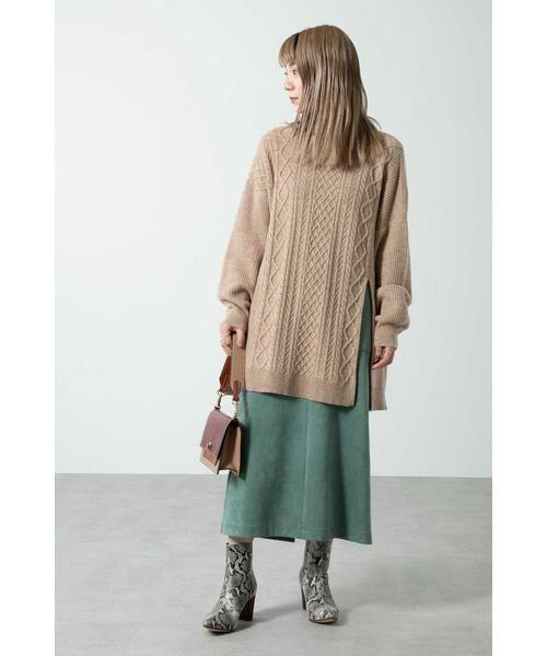 ROSE BUD / ローズ バッド スカート | ナローシルエットスカート | 詳細27