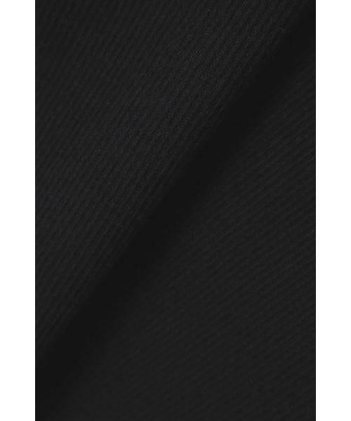 ROSE BUD / ローズ バッド ニット・セーター | アシメトリーネックリブニット | 詳細15