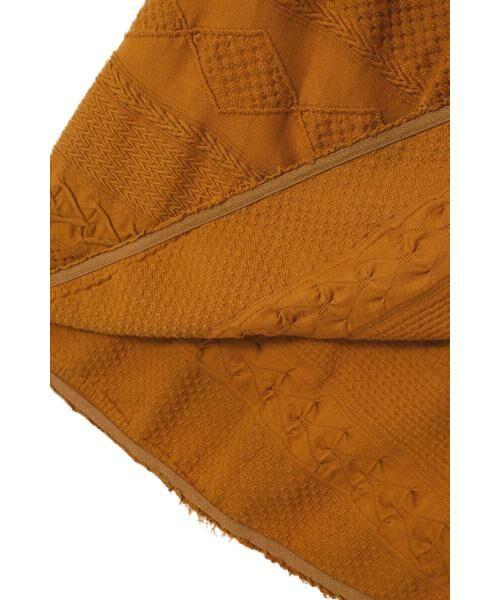ROSE BUD / ローズ バッド スカート | ケーブルマキシスカート | 詳細3