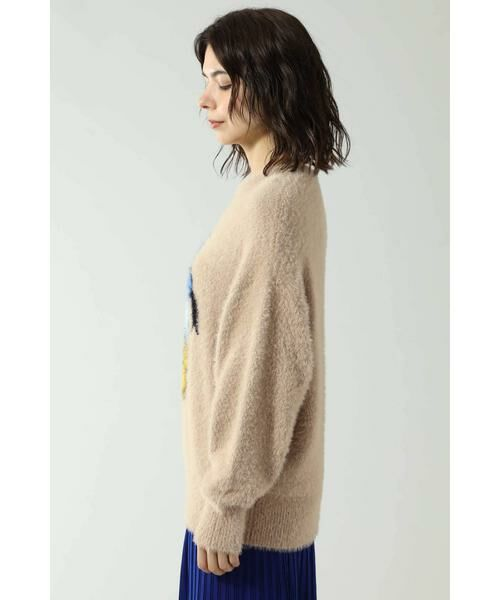 ROSE BUD / ローズ バッド ニット・セーター | ディズニーキャラクターデザインニット | 詳細6