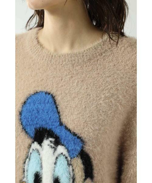ROSE BUD / ローズ バッド ニット・セーター | ディズニーキャラクターデザインニット | 詳細8