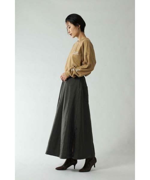 ROSE BUD / ローズ バッド スカート | フレアロングスカート | 詳細3