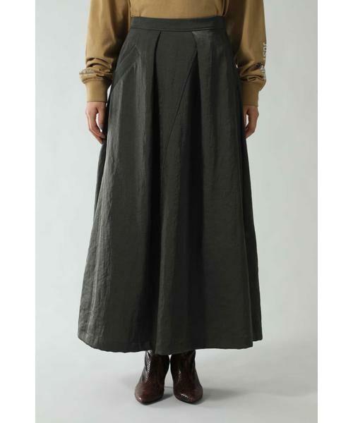 ROSE BUD / ローズ バッド スカート | フレアロングスカート | 詳細5