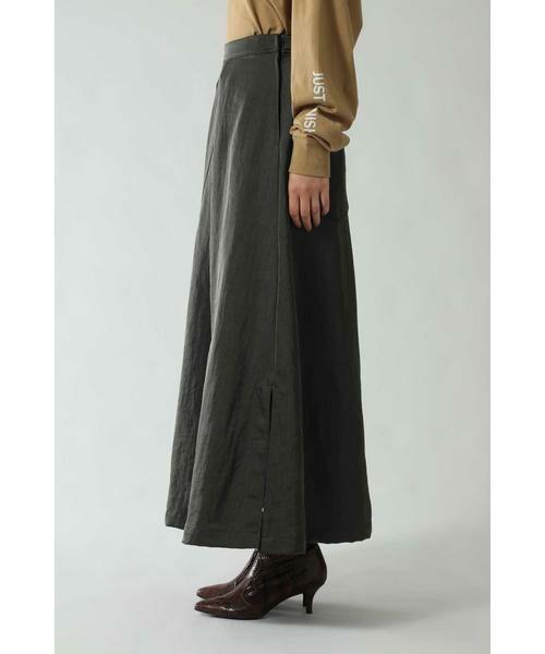 ROSE BUD / ローズ バッド スカート | フレアロングスカート | 詳細6