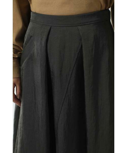ROSE BUD / ローズ バッド スカート | フレアロングスカート | 詳細8