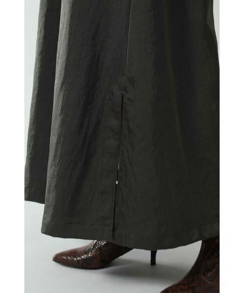 ROSE BUD / ローズ バッド スカート | フレアロングスカート | 詳細10