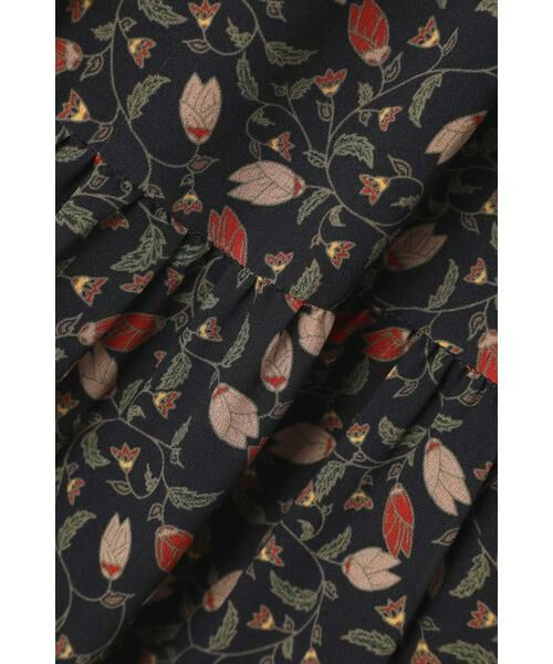 ROSE BUD / ローズ バッド スカート | フォークロア柄スカート | 詳細2