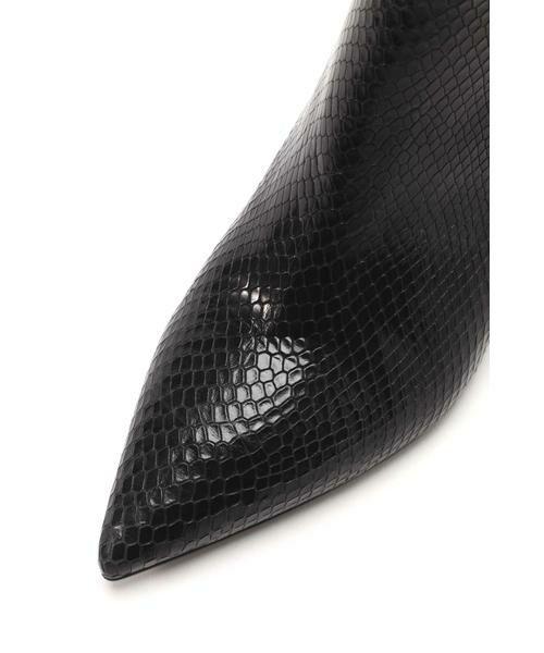ROSE BUD / ローズ バッド ブーツ(ショート丈) | ショートポインテッドブーツ | 詳細1