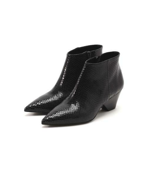 ROSE BUD / ローズ バッド ブーツ(ショート丈) | ショートポインテッドブーツ | 詳細4