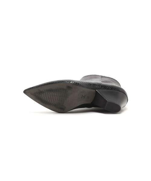 ROSE BUD / ローズ バッド ブーツ(ショート丈) | ショートポインテッドブーツ | 詳細5