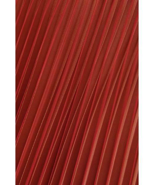 ROSE BUD / ローズ バッド スカート | チュールプリーツスカート | 詳細9