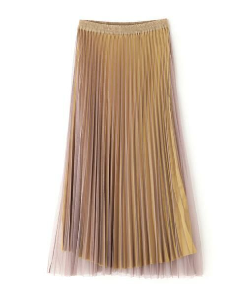 ROSE BUD / ローズ バッド スカート | チュールプリーツスカート | 詳細12
