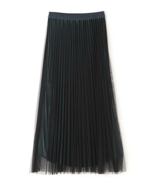 ROSE BUD / ローズ バッド スカート | チュールプリーツスカート | 詳細16