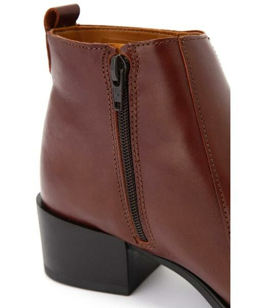 ROSE BUD / ローズ バッド ブーツ(ショート丈) | レザーショートブーツ | 詳細6