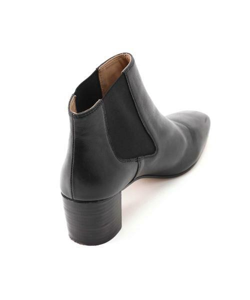 ROSE BUD / ローズ バッド ブーツ(ショート丈) | スクエアトゥサイドゴアブーツ | 詳細4