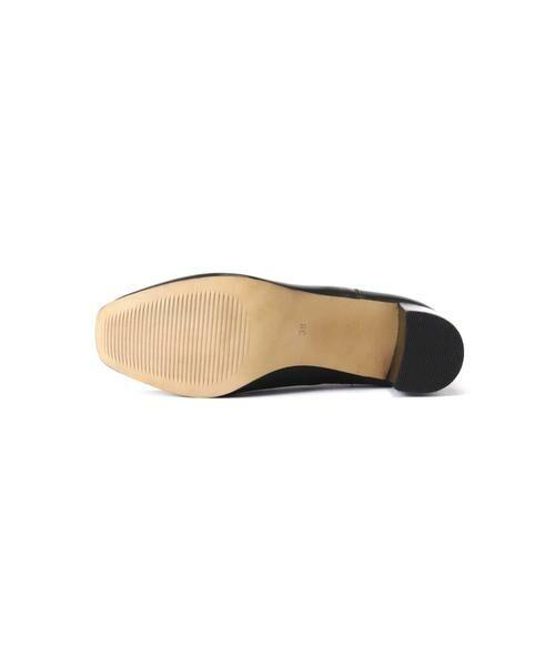 ROSE BUD / ローズ バッド ブーツ(ショート丈) | スクエアトゥサイドゴアブーツ | 詳細7